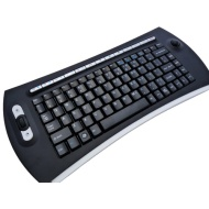 DSI 2.4GHZ Wireless RF Keyboard W/Built IN Mouse KB-FK-760