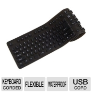 70140 Pro Keyboard (Cable - Black - USB - 109 Key)