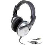 Koss Folding Studio/DJ Headphones With In-Line Volume Control