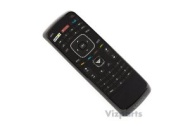 With Vudo Netflix amazon Key--- Vizio True Original XRV1TV internet dual side Keyboard QWERTY Remote control with Vudo Netflix amazon Key