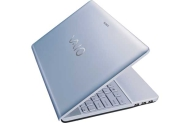 Sony VAIO EB Series 320GB 15.5 Inch Laptop - Silver/White