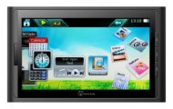 Visual Land PHANTOM Visual Land Phatom 4.3-Inch High Definition Touchscreen Media Player (Black)