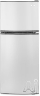 Whirlpool Freestanding Top Freezer Refrigerator ET0MSRXT