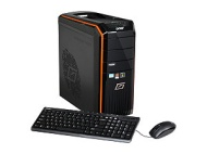 Acer AG3620-UR318 Desktop; Intel Core i7-3770, Black