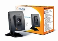 COMPRO IP 70  1.3 MP/Day & Night / H.264/MicroSDHC/Two way aduio/Motion detection