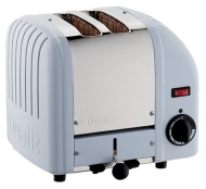 Dualit 2-Slice Toaster, Glacier Blue