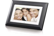 9'' Optimus 16-665 16MB 640x220 Widescreen Digital Photo Frame (Black)