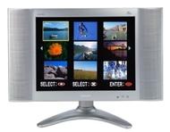 """Sharp LC SH1X Series TV (15"""", 20"""")"""