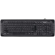iHOME Multimedia Keyboard - Black