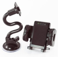 Bracketron PHW-203-BL - Vehicle Mount for GPS - Black