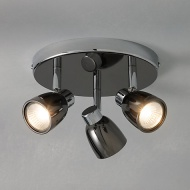 John Lewis Fenix 3 Spotlight Ceiling Plate