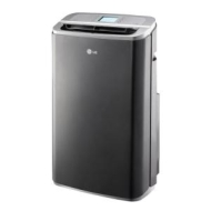 LG Electronics LP1210BXR 12,000 BTU Portable Air Conditioner/Dehumidifier with LCD Remote (Refurbished)