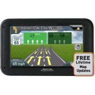 "Magellan RoadMate 4.3"" Vehicle GPS w/ Lifetime Map Updates, 2220-LM"
