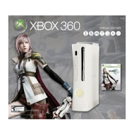 Microsoft Xbox 360 Final Fantasy XIII: Limited Edition (250 GB) White Console