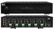 OSD MX1260 12-Channel x 60-Watt Multiroom Distribution Amplifier (Black)