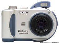 Sony Mavica CD200