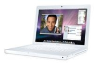 Apple 13-inch MacBook/2.4GHz (white)