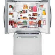 GE GSS25QS (25.4 cu. ft.) Side by Side Refrigerator