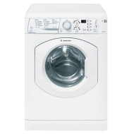 Ariston ARWDF 129 NA 234quot Energy Star Rated WasherDryer Combo with Electronic Display 1200 RPM Spin Speed 10 Washing Cycles Quick Wash and Dry Sett