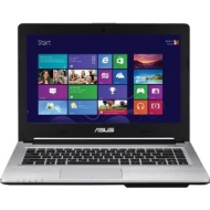"Asus S405CA-RH51 14.1"" Notebook - Black"