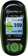 Celestron Course Pro GPS de golf, color negro