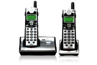GE 28021EE2 Digital 5.8 GHz Cordless Phone with 2 Handsets and Call Waiting Caller ID