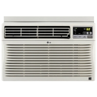 LG Electronics LW8011ER 8000 BTU Electronic Air Conditioner with Remote