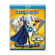 Megamind Bluray