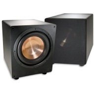 "NXG Technology NX-BAS-500 12"" 500-watt Powered Subwoofer - Black Pebble Finish"
