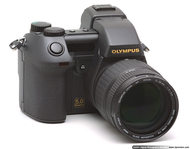 Olympus Camedia E-20N