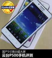 Samsung P500 (S5231137)