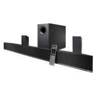 VIZIO S4251w-B4 5.1 Soundbar with Wireless Subwoofer and Satellite Speakers