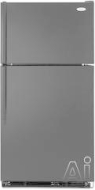 Whirlpool Freestanding Top Freezer Refrigerator W1TXEMMW
