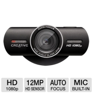 Creative Labs Socialize HD 1080 HD Webcam