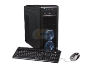 CyberpowerPC Gamer Ultra 2101 Desktop PC AMD FX-Series FX-8150(3.6GHz) 16GB DDR3 2TB HDD Capacity AMD Radeon HD 6950 2GB Windows 7 Home Premium 64-Bit