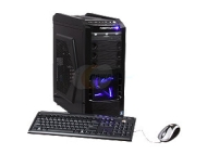 Cyberpowerpc Gamer Ultra 2107 Desktop Pc Amd Fx-series Fx-6100(3.3ghz) 8gb