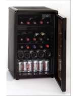 Haier HBCN05EBB - Drinks chiller - freestanding - black