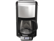 Krups Black and Stainless Programmable Coffee Maker