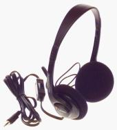 Labtec C-110 Deluxe PC Stereo Headset