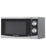 Morphy Richards P80D20P Stainless Steel Microwave - Silver