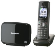 Panasonic KX TG8621EM - Cordless phone w/ call waiting caller ID & answering system - DECTGAP