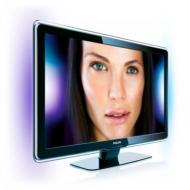 """Philips PFL7623 Series LCD TV (32"""",42"""")"""
