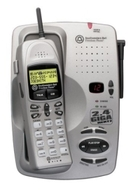 Southwestern Bell GH2430MS 2.4 GHz Cordless Answerer with Caller ID