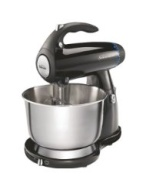 Sunbeam 2591 350-Watt MixMaster, Black