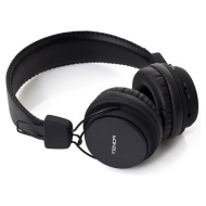 Tenqa REMXD Wireless Bluetooth Headphones -- Black