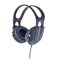 2XL X6BRBZ-20 Snake Eyes Brickyard-Over-Ear Headphone (Black/Black)