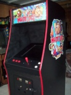 60 in 1 Classic Arcade Multicade Fullsize Upright