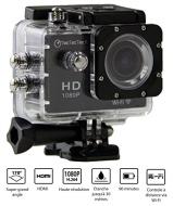 [Nouvelle Version] TecTecTec!® XPRO1 Caméra de Sport et Action Wi-Fi Haute Définition Full HD 1080p avec Caméscope HD Vidéo de 12 Mégapixels - Action