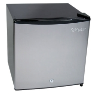 EdgeStar 1.5 Cu. Ft. Stainless Steel Freezer w/ Lock