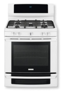 "Electrolux EW30GF65GW - Range - 30"" - freestanding - with self-cleaning - white"